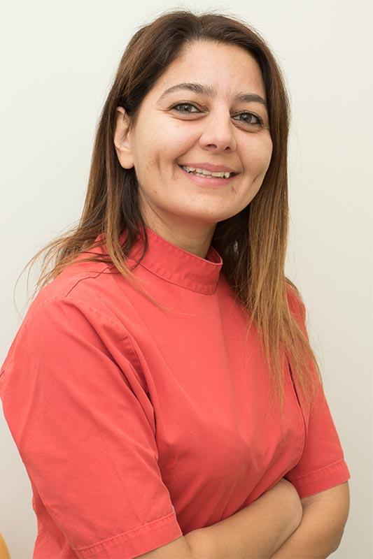 Dott. Caterina Brienza - Studio Dentistico Invernizzi Brazzelli